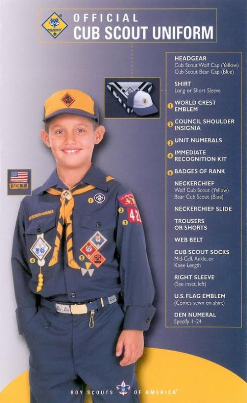 Welcome to the - Cub Scouts